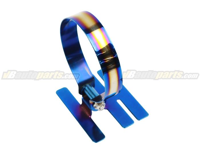 ขาวัดบูส Autometer สีไทเทเนียม(แบบเงา)