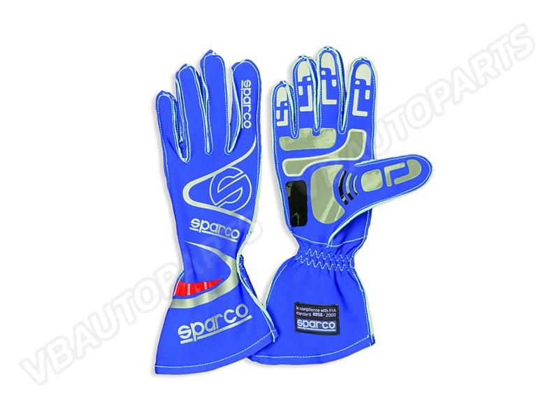 ถุงมือ Sparco ขนาด L(BLUE)