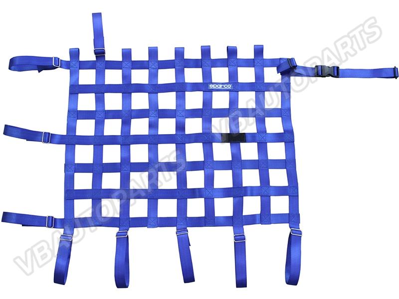 ตาข่ายกระจก Sparco(Blue)(Blue)