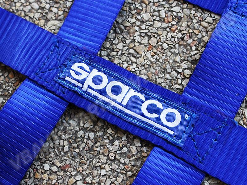 ตาข่ายกระจก Sparco(Black)