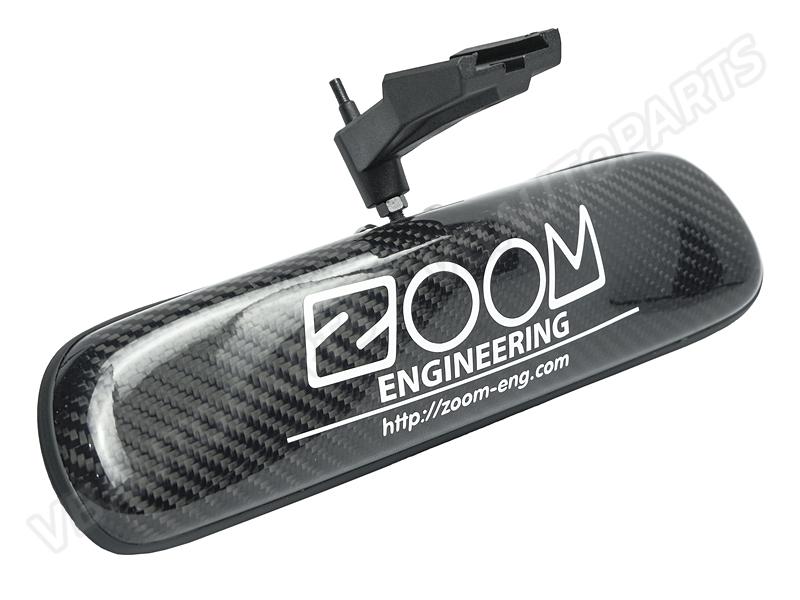 กระจก Zoom เคฟล่าแท้ทรง TS Rear View